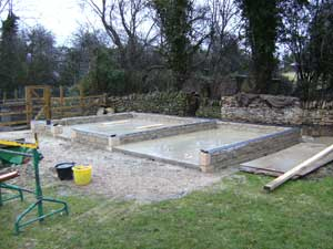 Groundwork in the North Cotswolds area